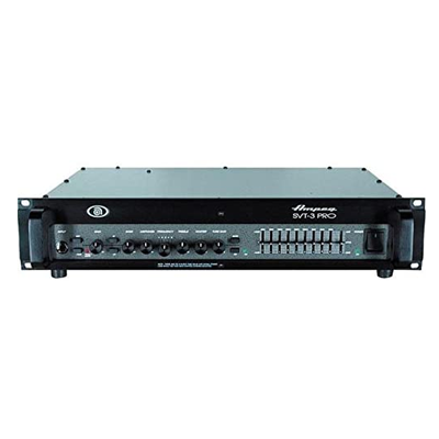 Ampeg Tube/Solid-State Hybrid Bass Amplifier