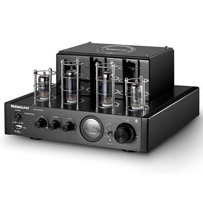 Nobsound HiFi Bluetooth Hybrid Tube Power Amplifier Stereo