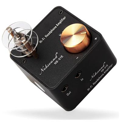 Mini Tube Headphone Amplifier Stereo