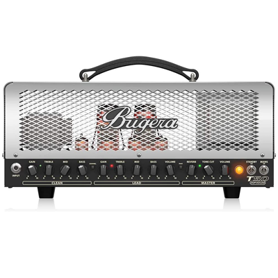 Amplifier Head with Infinium Tube