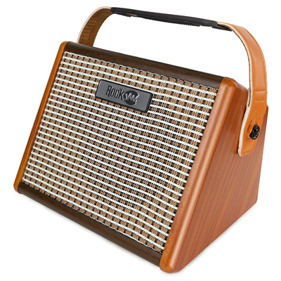 rechargeable portable guitar amplifier