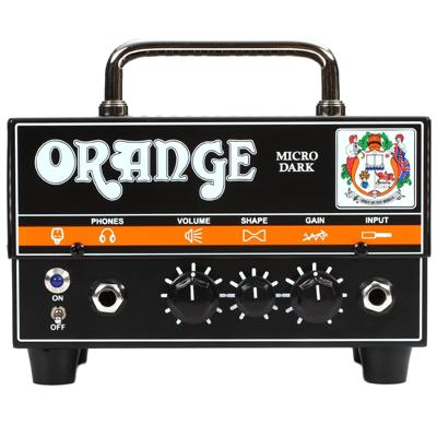 Orange Micro Dark Terror Solid State Hybrid Amp