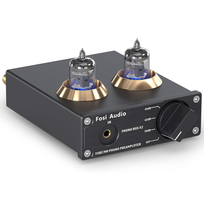 Fosi Turntable Preamplifier