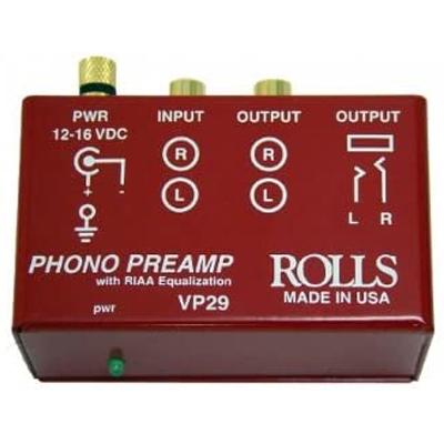 Rolls Phono Preamp