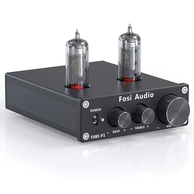 Fosi Audio P1 Tube Pre-Amplifier