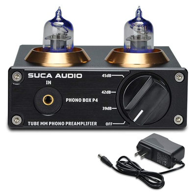 SUCA-AUDIO Vacuum Tube