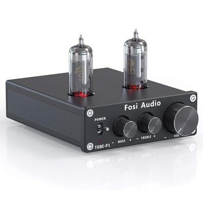 Fosi Audio P1 Tube Pre-Amplifier Mini