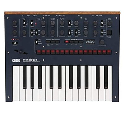 Korg Monologue Monophonic Analog Synthesizer