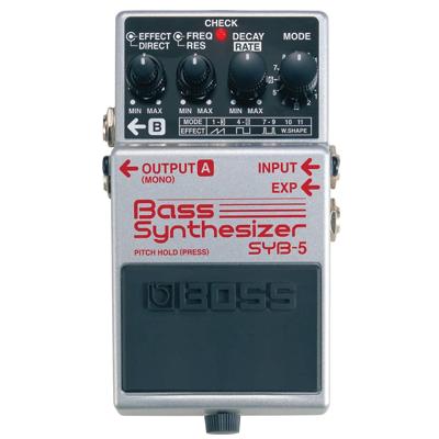 BOSS Bass Synthesizer Guitar Pedal