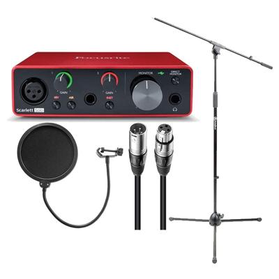 Focusrite Scarlett Solo USB Audio Interface
