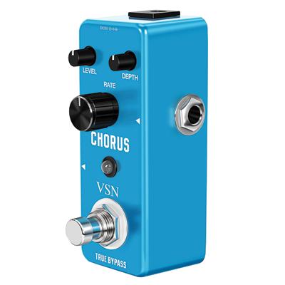 VSN Guitar Chorus Pedal Analog Chorus Guitar Effect Pedal