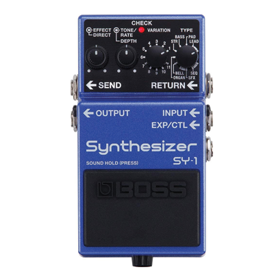best chorus pedals for synthesizers