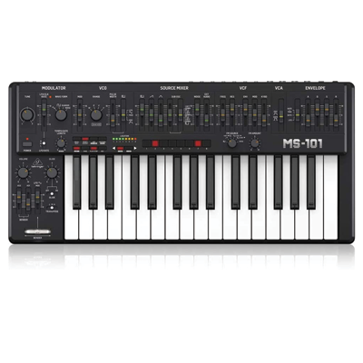 Behringer Synthesizer (MS1BK)