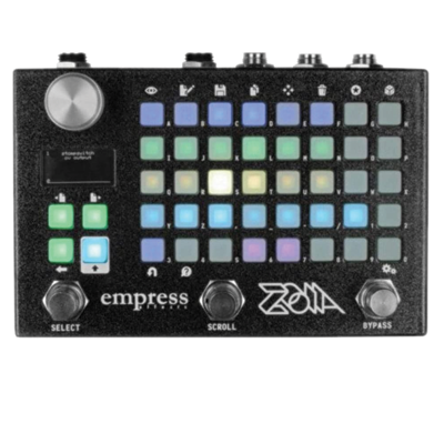 Empress Effects ZOIA Modular Synthesizer and Guitar Multi-Effects Pedal
