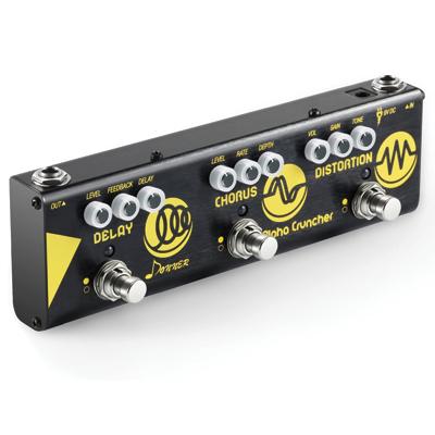 Donner Multi Guitar Effect Chorus Distortion Pedal
