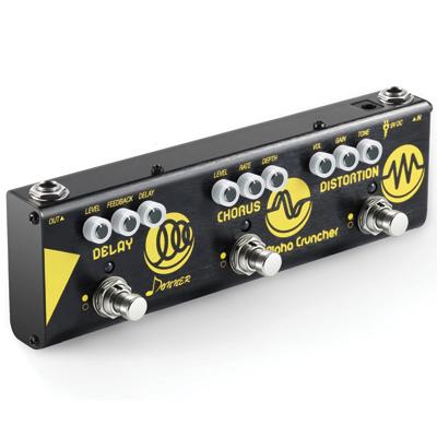 Donner Multi Guitar Effect Pedal Alpha Cruncher