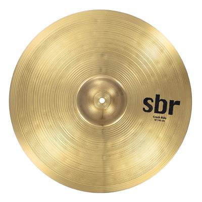 Sabian Pure Brass 18-Inch Crash/Ride Cymbal