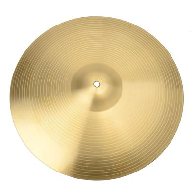 Kuyal 16-Inch Crash Cymbal,0.7mm Copper Alloy Crash Cymbal