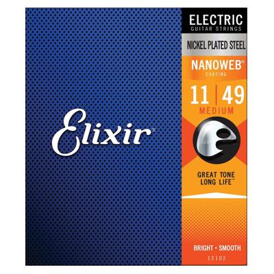 Elixir Strings Electric Guitar Strings