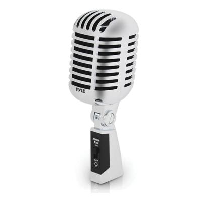 Classic Retro Dynamic Vocal Microphone