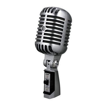 Iconic Unidyne Dynamic Vocal Microphone