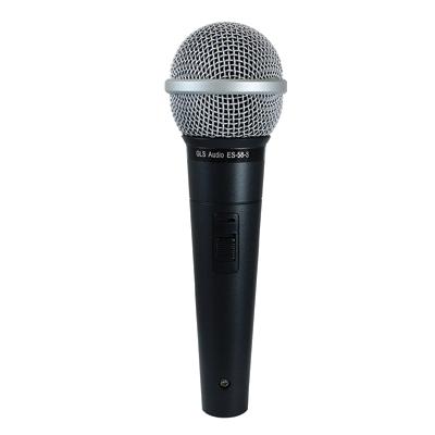 GLS Audio Vocal Microphone & Mic Clip