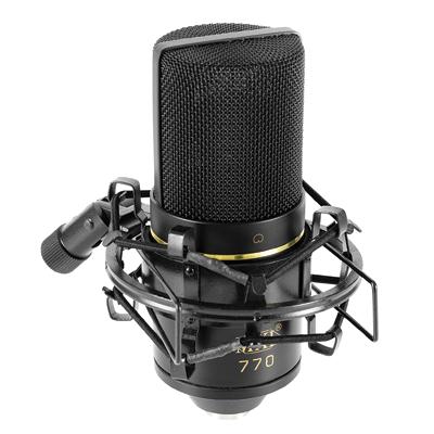 MXL Mics Cardioid Condenser Microphone