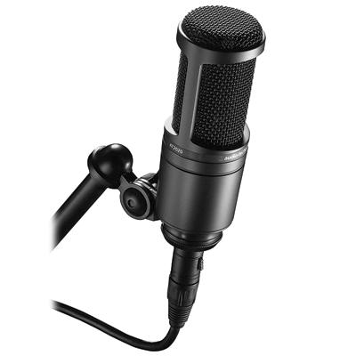 Cardioid Condenser Studio XLR Microphone