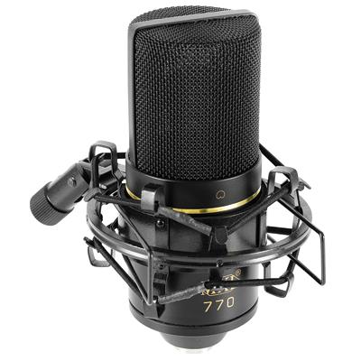 MXL Mics Condenser Microphone
