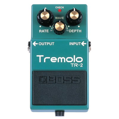 BOSS Tremolo Guitar Pedal